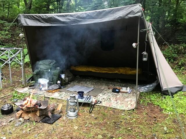 必要最低限、ソロキャンプに必要な道具5つ