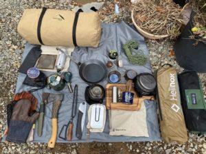 1.本当に買ってよかったと思うキャンプ道具10個を紹介