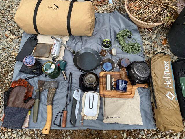 1.秋キャンプで特に必要なもの10個を紹介します