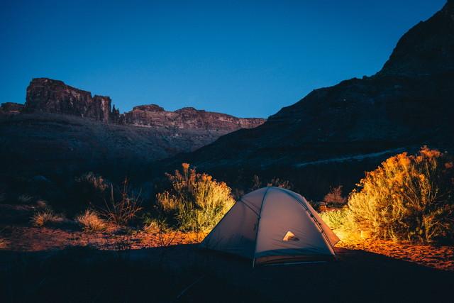 1.ソロキャンプの遊び方を11個紹介