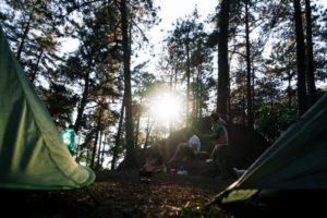 1.ソロキャンプの盗難対策5つを紹介