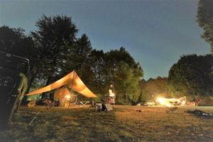 アスパイヤの森キャンプ場