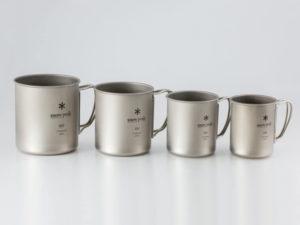 アウトドアコーヒーに必要な道具2:マグカップ