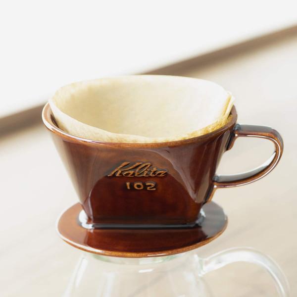 アウトドアコーヒーに必要な道具1:ドリッパー